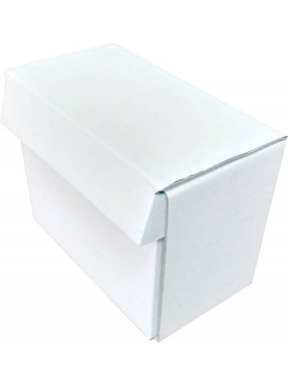 Коробка (100 х 60 х 80), белая