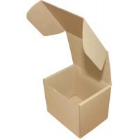 Коробка (114 х 95 х 100), бурая