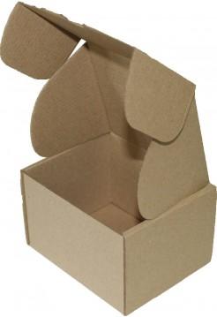 Коробка (120 x 100 x 80), бурая