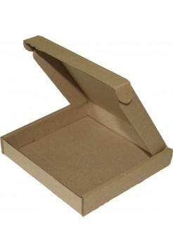 Коробка (120 x 120 x 20), бурая