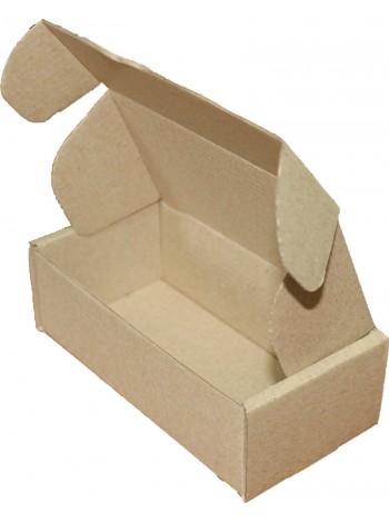 Коробка (140 x 70 x 45), бурая