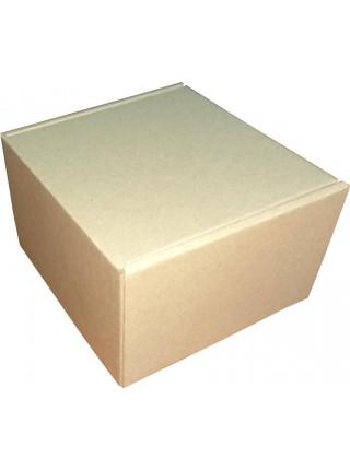 Коробка (150 x 150 x 95), бурая