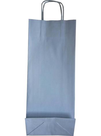 Крафт-пакет 160 х 80 х 390 мм. (белый)