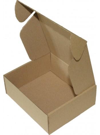 Коробка (160 x 140 x 60), бурая