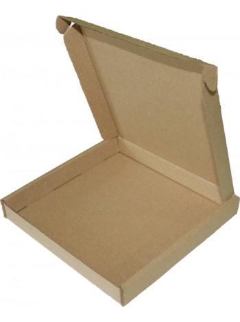 Коробка (160 x 160 x 20), бурая