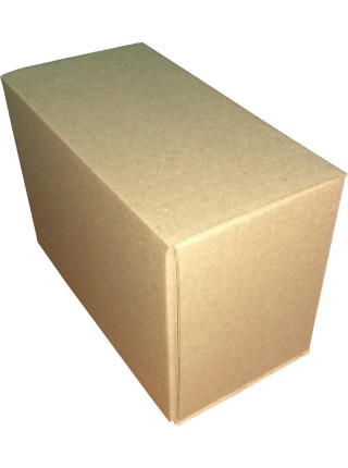 Коробка (160 х 85 х 110), бурая
