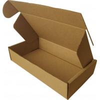 Коробка (190 х 100 х 40), бурая