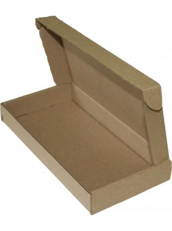 Коробка (200 x 105 x 25), бурая