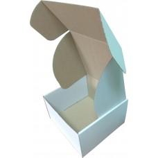 Коробка (205 х 205 х 125), белая