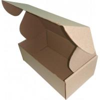 Коробка (210 х 120 х 80), бурая