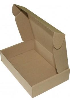 Коробка (210 x 150 x 50), бурая