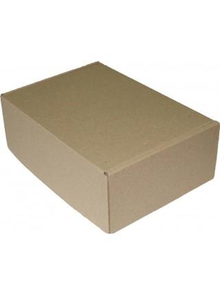 Коробка (220 x 160 x 80), бурая