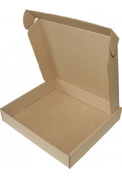 Коробка (220 x 200 x 40), бурая