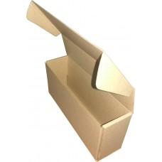 Коробка (220 х 60 х 100), бурая