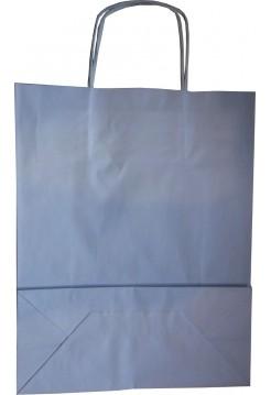 Крафт-пакет 250 х 110 х 320 мм. (белый)