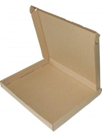 Коробка (250 x 220 x 25), бурая