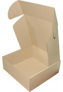 Коробка (330 x 330 x 130), бурая