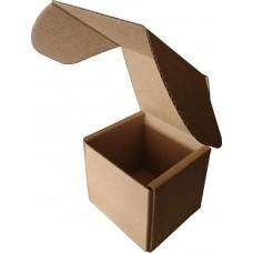 Коробка (060 х 60 х 60), бурая