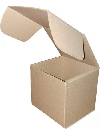 Коробка (070 x 70 x 70), бурая