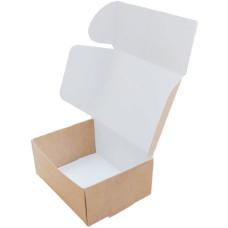 Коробка (090 x 70 x 40), крафт, подарочная