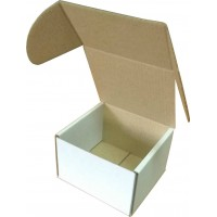 Коробка (090 х 90 х 60), белая