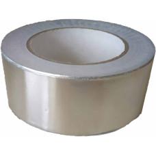 Скотч-пленка (50 м. х 48 мм., алюминиевая)