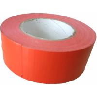 Скотч-пленка (50 м. х 48 мм., армированная красная)