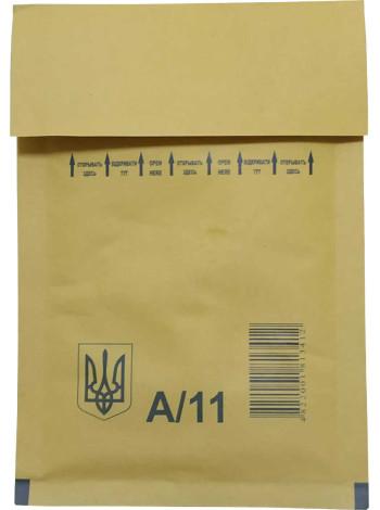Конверт бандерольный 100 х 165 мм, производство Украина