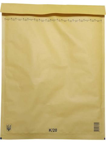 Конверт бандерольный (Украина, 350 мм. х 470 мм., K/20)