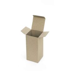 Коробка (100 x 100 x 220), бурая