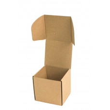 Коробка (110 х 110 х 110), бурая