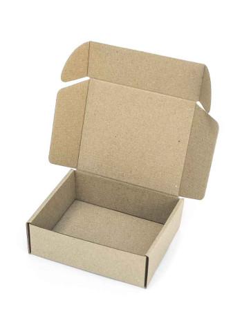 Коробка (150 x 130 x 50), бурая