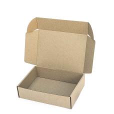 Коробка (235 х 175 х 60), бурая