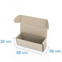 Коробка (090 x 30 x 30), бурая