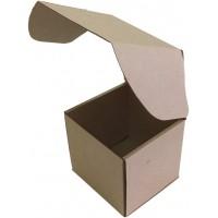 Коробка (190 х 190 х 190), бурая