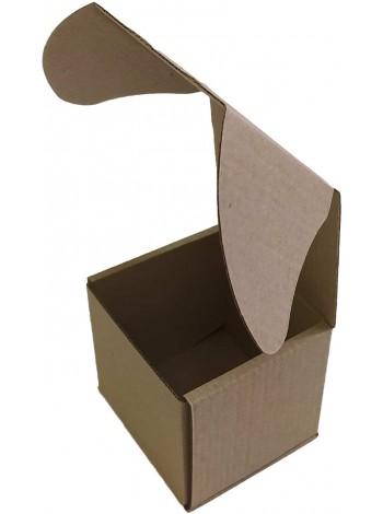 Коробка (130 х 130 х 130), бурая