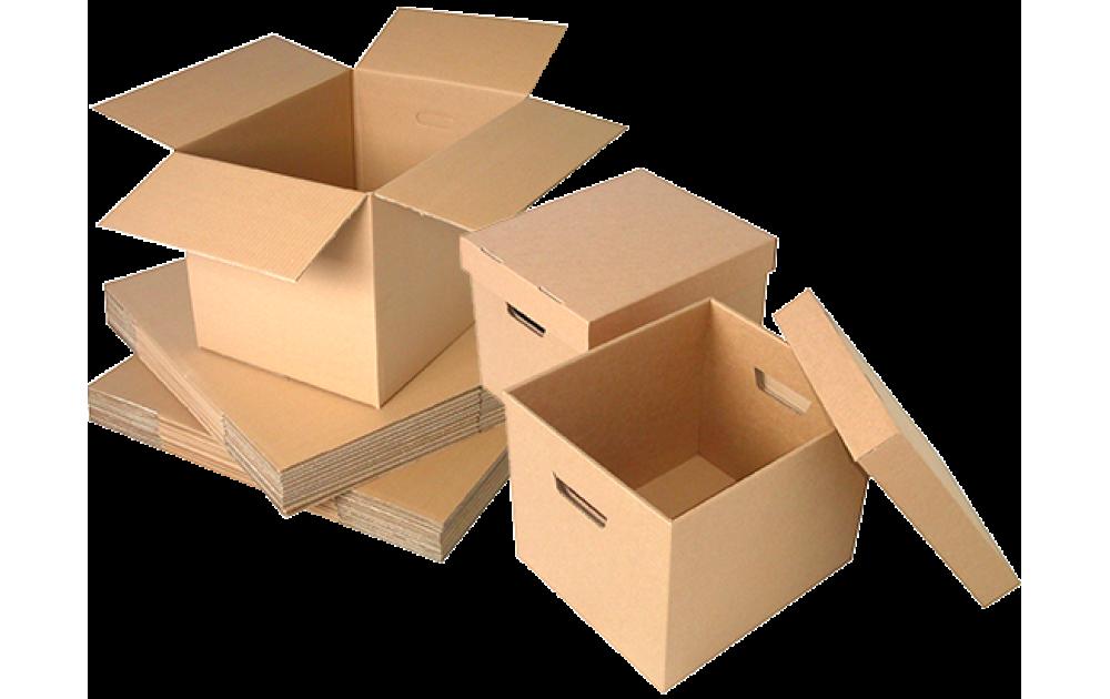 Основные конструкции картонных коробок