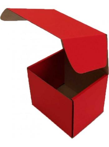 Коробка (114x95x100), красная