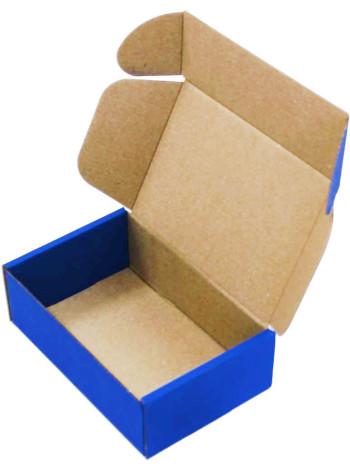 Коробка (150 х 100 х 50), синяя