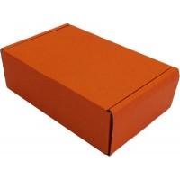 Коробка (150 х 100 х 50), оранжевая