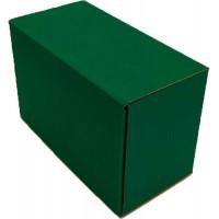 Коробка (160 х 85 х 110), зеленая