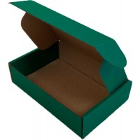 Коробка (175 х 115 х 45), зеленая