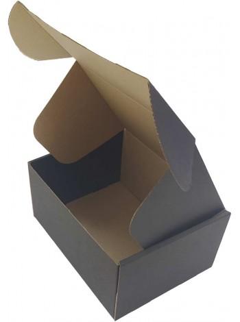 Коробка (190 х 150 х 100), черная