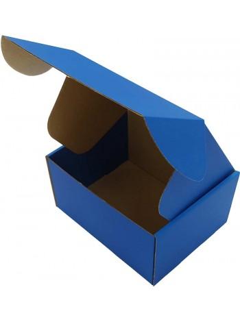 Коробка (190 х 150 х 100), синяя