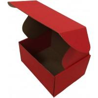 Коробка (190 х 150 х 100), красная