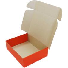 Коробка (300 х 240 х 90), оранжевая