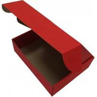 Коробка (300 х 240 х 90), красный