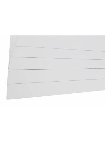 Картон мелованный (белый, 1 м. х 0.7 м.)
