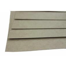 Картон мелованный (крафт, 1 м. х 0.7 м.)