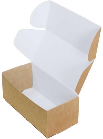 Коробка (150 x 70 x 60), крафт, подарочная